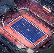 Boise State Broncos Stadium
