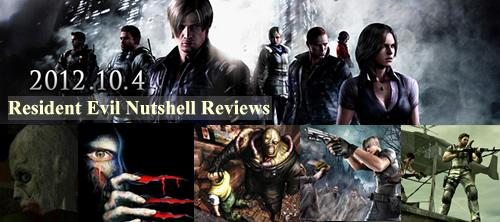 Resident Evil Nutshells