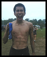 Oliver Layco at Spartan Race
