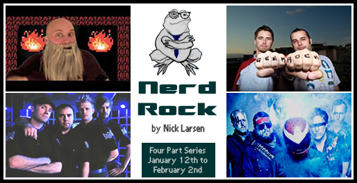 Nerd Rock Feature