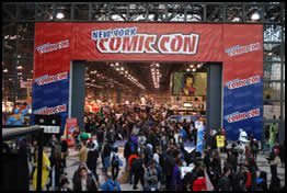 NY Comic Con - Crowd View