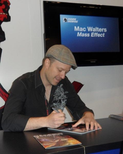 """""""Walters at Comic Con"""""""