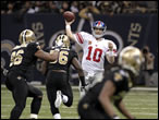 Giants vs. Saints on November 28th