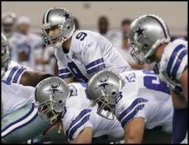 "The Dallas Cowboys, ""November's Champions"""