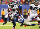 Eagles vs. Giants on 10/06/13