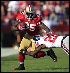 Giants vs 49ers on November 13th