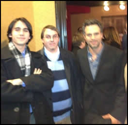 Gino Volpe, J.D. Cook, and Mark Ruffalo