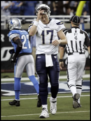 Phillip Rivers after yet another loss