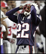 Assante Samuel in Super Bowl XLII