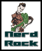 Nerd Rock Feature on Big Blue Bullfrog
