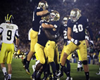 Notre Dame crushes Michigan
