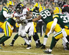 Green Bay vs Atlanta 12/08/14