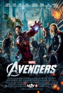 The Avengers Movies Poster