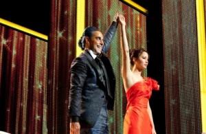Katniss the Girl on Fire