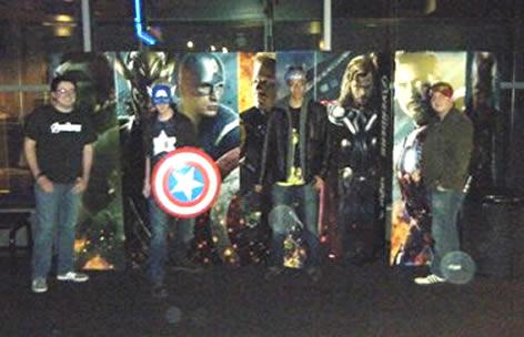Budget Avengers Again