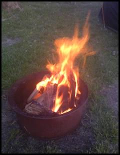 Nick's Fire