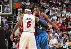 Thunder Vs Heat