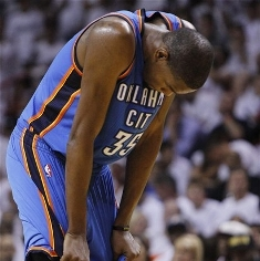 OKC Defeated