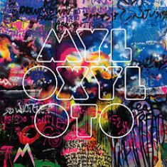 Mylo Xyloto's album cover