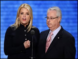 Pam Bondi and Sam Olens
