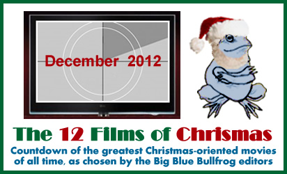 The Twelve Films of Christmas