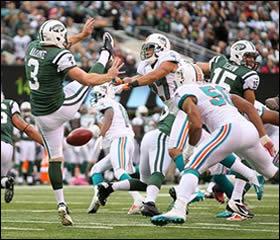 Dolphins vs Jets, 10/28/12
