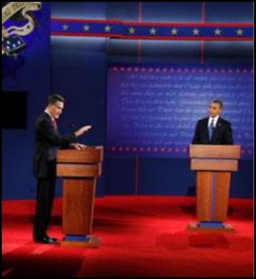 First Presidential Debate in Denver