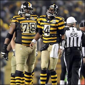 steelers alternate jersey