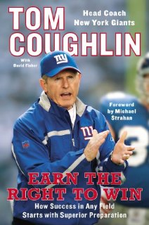 Earn the Right to Win by Tom Coughlin