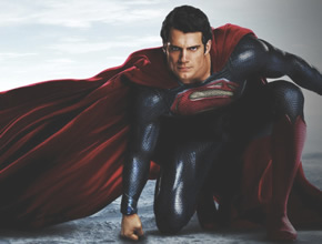 Man of Steel promo