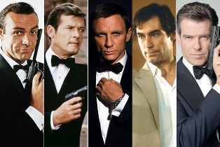 The Various Faces of Bond