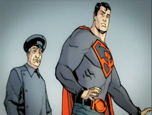 Supes and Stalin