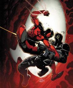 Venom vs Scarlet Spider