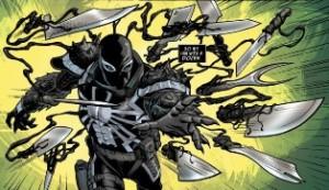 Venom Fighting Death Adder