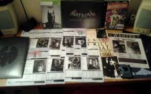 Arkham Origins Collectors Edition