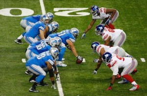 Giants Vs Lions