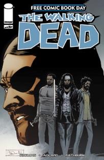 Walking Dead Comic FCBD