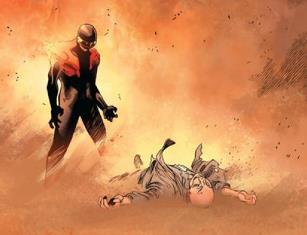 Cyclops Kills Xavier