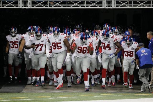 Giants Start Season
